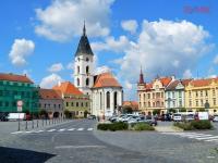 Centrum Vodňan. (Prodej domu v osobním vlastnictví 325 m², Vodňany)