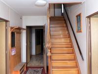 Schodiště do 1. patra. - Prodej chaty / chalupy 158 m², Olešná