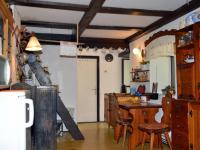 Kuchyně v 2.NP - Prodej zemědělského objektu 350 m², Černá v Pošumaví