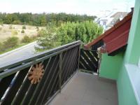 12. balkon - Prodej bytu 5+kk v osobním vlastnictví 135 m², Znojmo