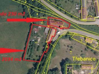 Prodej domu v osobním vlastnictví 330 m², Lhenice