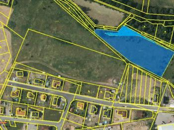 Prodej pozemku 7000 m², Vrchotovy Janovice