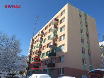 Prodej bytu 2+1 v osobním vlastnictví 62 m², Prachatice