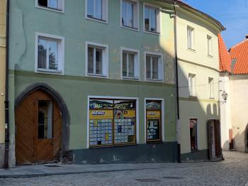 Prodej nájemního domu 600 m², Prachatice