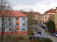 Výhled z oken - Prodej bytu 1+1 v osobním vlastnictví 30 m², Plzeň