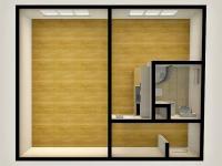 Prodej bytu 1+1 v osobním vlastnictví 43 m², Český Krumlov