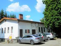 Přijímací kancelář s navazující restaurací. - Prodej hotelu 2809 m², Dobronice u Bechyně