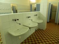 Společné sociální zařízení. - Prodej hotelu 2809 m², Dobronice u Bechyně