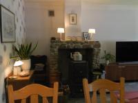 Obývací pokoj RD. - Prodej hotelu 2809 m², Dobronice u Bechyně