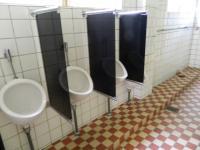 Společné sociální zařízení pro táborníky. - Prodej hotelu 2809 m², Dobronice u Bechyně