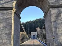 Stádlecký most přes Lužnici. - Prodej hotelu 2809 m², Dobronice u Bechyně