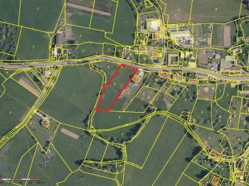 Prodej pozemku 3337 m², Vacov