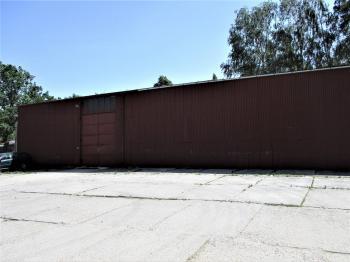 Pronájem komerčního objektu 653 m², Nová Bystřice