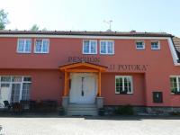Průčelí. - Prodej domu v osobním vlastnictví 551 m², Nezdice na Šumavě