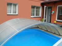 vyhřívaný bazén s filtrací. - Prodej domu v osobním vlastnictví 551 m², Nezdice na Šumavě