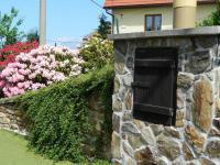 zahradní krb. - Prodej domu v osobním vlastnictví 551 m², Nezdice na Šumavě