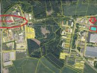 Pronájem komerčního objektu 2985 m², Jindřichův Hradec