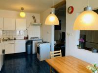Kuchyně a jídelna. - Prodej komerčního objektu 84774 m², Hluboká nad Vltavou