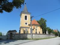 Kostel svatého Vavřince v Kostelci. - Prodej komerčního objektu 84774 m², Hluboká nad Vltavou