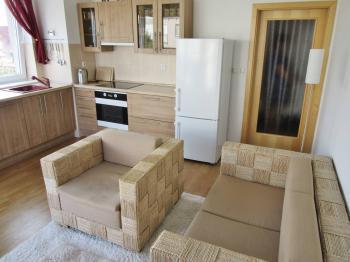 Tato nabídka platí do 31.10.2019 - Prodej bytu 2+kk v osobním vlastnictví 55 m², Praha 10 - Uhříněves