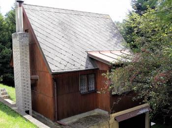 čelní pohled - Prodej chaty / chalupy 36 m², Peč