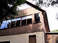 zadní pohled - Prodej chaty / chalupy 36 m², Peč