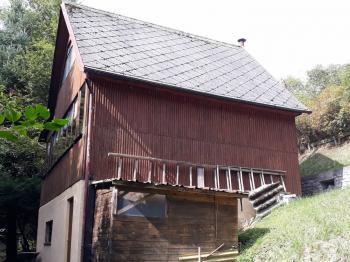 boční pohled - Prodej chaty / chalupy 36 m², Peč