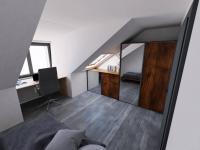 Ložnice - Prodej bytu 3+kk v družstevním vlastnictví 98 m², Praha 8 - Libeň