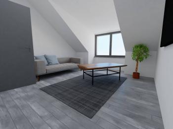 Pokoj - Prodej bytu 2+kk v osobním vlastnictví 36 m², Praha 8 - Libeň