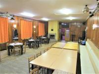 Restaurace - sál - Prodej hotelu 1530 m², Jemnice
