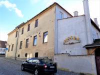 Zadní pohled - Prodej hotelu 1530 m², Jemnice