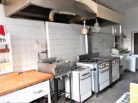 Restaurace - kuchyň - Prodej hotelu 1530 m², Jemnice