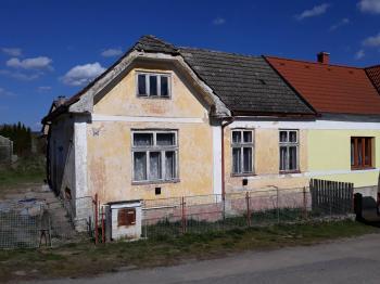 čelní pohled - Prodej chaty / chalupy 148 m², Slavonice