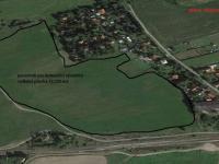 Prodej pozemku 72321 m², Malá Hraštice