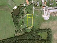 Prodej pozemku 3627 m², Částkov