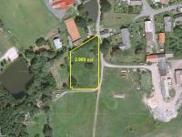 Prodej pozemku 2969 m², Částkov