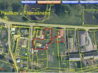 Prodej pozemku 847 m², Třemešné