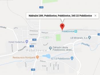 Prodej komerčního objektu 100 m², Poběžovice