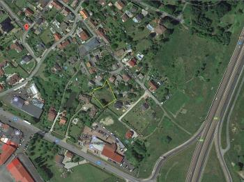 Prodej pozemku 1153 m², Sokolov