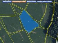 Prodej pozemku 10360 m², Lesná