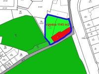 Prodej pozemku 1145 m², Litvínov