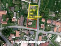 Prodej pozemku 1222 m², Bratronice