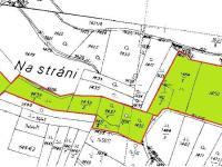Prodej pozemku 26612 m², Třebenice