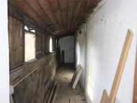II.NP dřevěná lodžie (Prodej komerčního objektu 490 m², Osek)