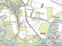 Prodej pozemku 10401 m², Louny