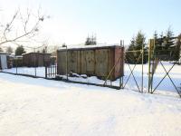 Vstup do zahrady ze zadní části (Prodej pozemku 444 m², Horní Jiřetín)