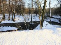 Loupnický potok u zahrady (Prodej pozemku 444 m², Horní Jiřetín)