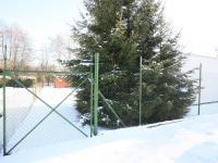 Vstup do zahrady (Prodej pozemku 444 m², Horní Jiřetín)
