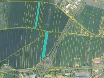 Prodej pozemku 8551 m², Louny