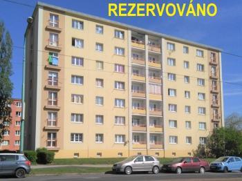 Prodej bytu 2+1 v osobním vlastnictví 54 m², Most